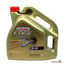 Castrol Edge FST TD 5W-40 4L