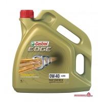 Castrol Edge FST Titanium 0W-40 4L