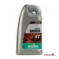 Motorex Boxer 4T 15W-50 1L