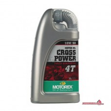 Motorex Cross Power 4T 10W-50 1L